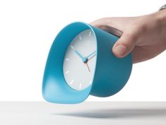 SWEEP CLOCK BY PHILIPPE TABET