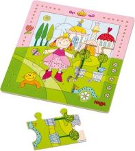 Puzzle Princezná - Puzzle pre najmenších - Puzzle - Hry a puzzle - Hračky a Detský nábytok- Detský Sen - Maxus Puzzle, Puzzles, Riddles, Quizes