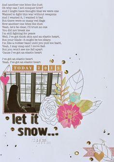 abcdeli: Let It Snow.. LO