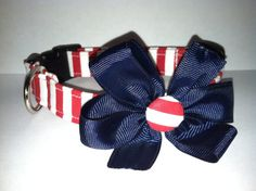 4th of July dog collar (from etsy.com)