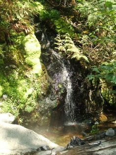 Sloquet Hot Springs (West Harrison) how to get there, and the level of ability for hiking etc