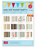 Paper Party has started....would you like to own some of these fantastic papers?