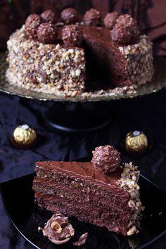 Angellove's Cooking: Торта Фереро Роше / Ferrero Rocher Cake