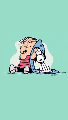 iphone wallpaper - snoopy