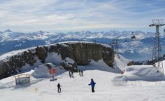 Why Ski in Crans-Montana with Kids? #Switzerland by Ciao Bambino