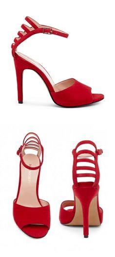 Ladder back heels