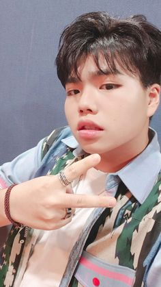 Seunghyun of The East Light Kpop