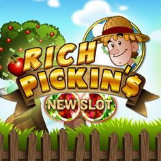 See if your slot pickins are rich with two bonus features to grow your winnings when you play Rich Pickin's at PlayNow.com