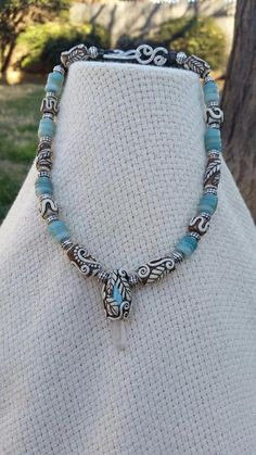 A friend of mine made this beautiful necklace using Pardo Art Clay.    If you are interested in purchasing one like it, send me a note and I will get you in touch with her.  http://www.polyclayplay.com/Cart/pages/Contact.html