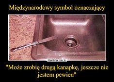 """Międzynarodowy symbol oznaczający """"Może zrobię drugą kanapkę, jeszcze nie jestem pewien"""" Very Funny Memes, Wtf Funny, Funny Jokes, Funny Mems, Mood Pics, Creepypasta, Best Memes, True Stories, Haha"""