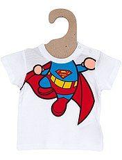 Camiseta de superhéroes 'DC Comics'