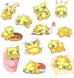 joltik (pokemon) drawn by kuo - Danbooru Pokemon Team, All Pokemon, Pokemon Fan Art, Chibi, Pikachu Pikachu, Dragons, Pokemon Comics, Bulbasaur, Pokemon Pictures