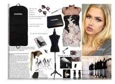 """""""They thought that you was a shy girl Until I made you my girl Girl you pushed me like a big button 'Til I cuffed you like you did somethin' You ain't gotta wait for it You ain't gotta wait for me to give you my love"""" by ashlee-lynn ❤ liked on Polyvore featuring Shoe Cult, Acne Studios, Chanel, Garance Doré, NARS Cosmetics and Revlon"""