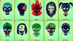Suicide Squad Joker Wallpaper For Windows 10 Harley Quinn, Joker And Harley, Imagine Dragons, Katana, Imaginer Des Dragons, Suside Squad, Deadshot, Joker Wallpapers, Comic Movies