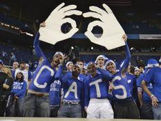Great Kentucky Wildcat Fans