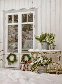 A white Christmas - love love love