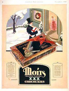 Moir's ad.