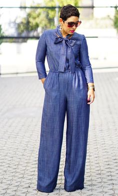 DIY Jumpsuit from Simplicity pattern #8214 now not he blog.