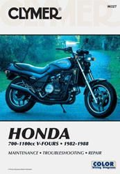 Repair Manual Hon 700 1100 V4 Clymer Clymer Honda Repair Manuals