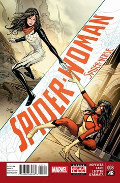 Silk & spider woman