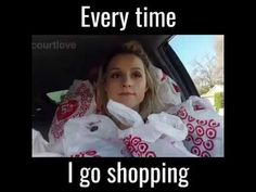 Every woman who goes into target 😂😂. FUNNY VIDEOS*EVERYTIME I GO SHOPPING - YouTube