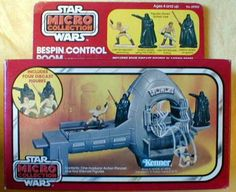 Star Wars Micro Collection - Bespin Contol Room