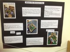 Documenting children's learning-This is beautiful and not too complicated. Yes.