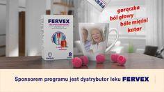 Fervex - billboard sponsorski [marketing-news.pl]