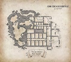 Osr Dungeon Style