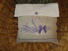 Cross Stitching, Cross Stitch Embroidery, Cross Stitch Patterns, Lavender Bags, Lavender Sachets, Sachet Bags, Cross Stitch Finishing, Linens And Lace, Cross Stitch Flowers