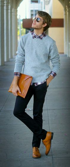 Monday Casual Look . Men's style