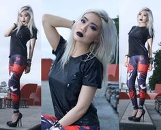 Black Milk Clothing - leggings