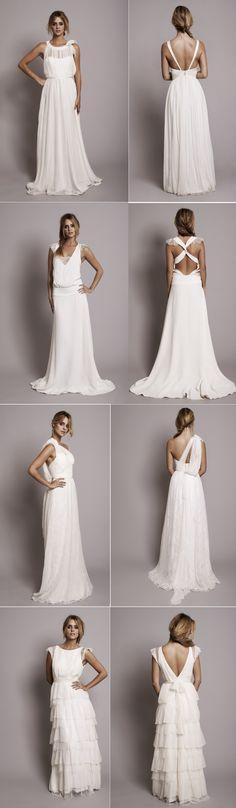 Vestidos de noiva by Rime Arodaky - coleção Paris