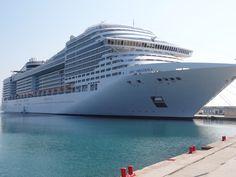MSC Preziosa : our first cruise