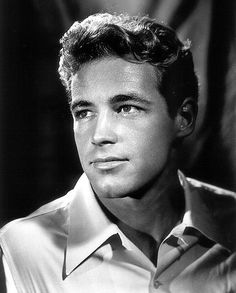 Guy Madison, 1940s heart throb and fledgling movie...