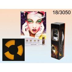 Lenti a Contatto colorate RADIATE Radiazione Nucleare - sexy hot party halloween