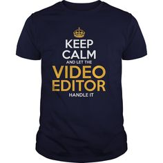 Awesome Tee For Video Editor T-Shirts, Hoodies. CHECK PRICE ==► Funny Tee Shirts