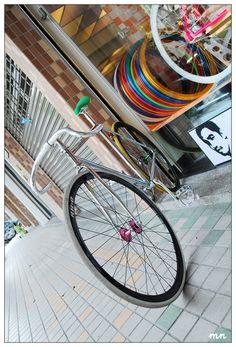 By RH O Flickr Fixie Bike Pic Vintage Bikes Retro