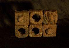 """Miniture"" found object sculpture by Michael Conlon-Zimmerman"