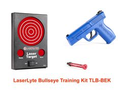 #LaserLyte® Bullseye Training Kit Makes Laser #Firearms Training Fun and Affordable