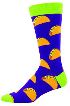 f326fa3db It s raining Tacos Socks! From out of the sky! Give the world something to