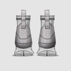 Nike Sportswear Free Chukka Boot High on Behance