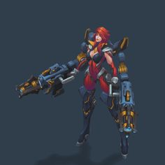 Surrender at 20: League's Next Ultimate Skin: Gun Goddess Miss Fortune