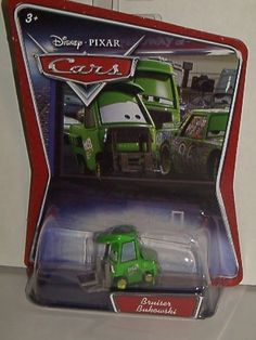 DISNEY CARS BRUISER BUKOWSKI by MATTEL. $6.98. EXCLUSIVE DISNEY CAR. TOY OR COLLECTIBLE. Thanks for looking from midnightbay. DISNEY PIXAR MOVIE CARS EXCLUSIVE BRUISER BUKOWSKI.