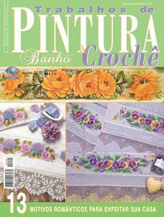 Reembolso Central :: Trabalhos de Pintura & Crochê Banho