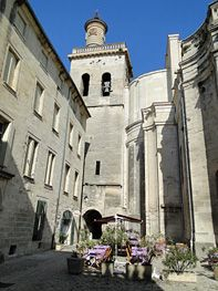 église d'Uzès - Gard
