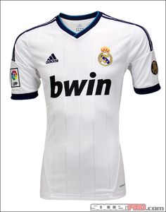 adidas Youth Real Madrid Home Jersey 2012-2013...$64.99