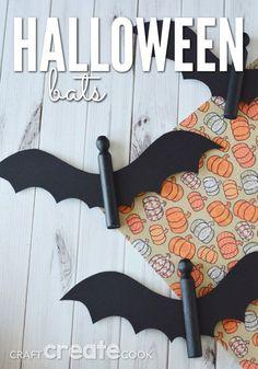 Halloween Crafts – B