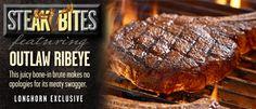 Outlaw Ribeye @ Long horn steak house. had one of the best steak ever here years ago!!!