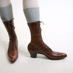 Tweed Ride boots